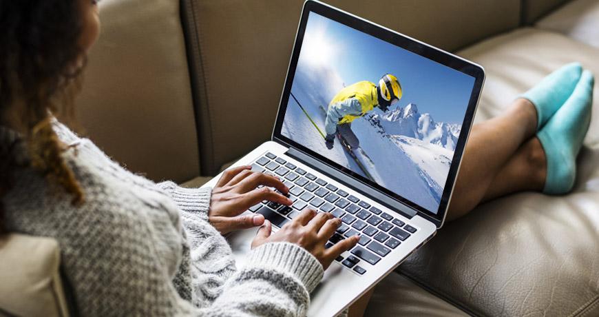 Vacances au Ski promotions en ligne