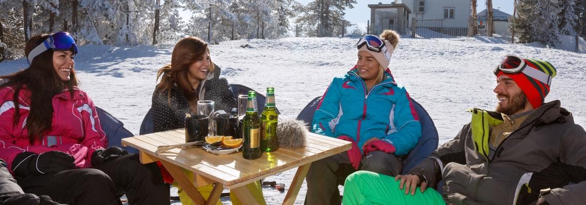pension complète au ski pour un séjour confort